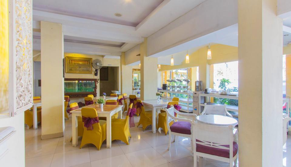 Wijaya Imperial Hotel Yogyakarta - dining room 1