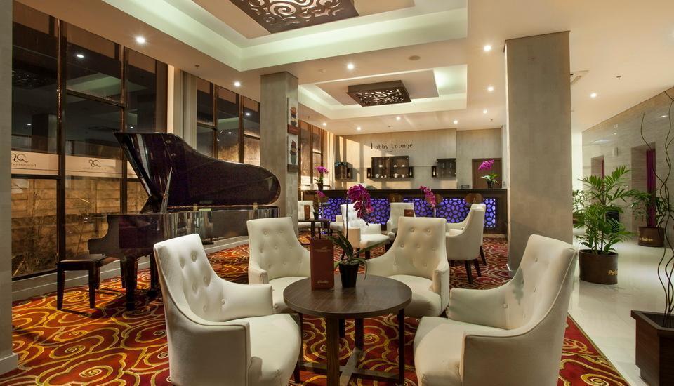 Padjadjaran Suites Hotel Bogor - room photo 4684474