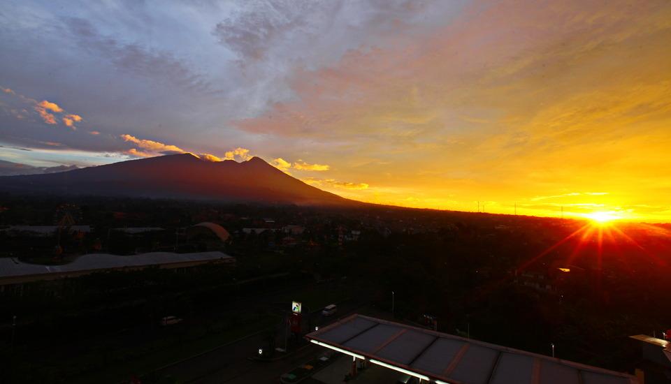 Padjadjaran Suites Resort Bogor - View