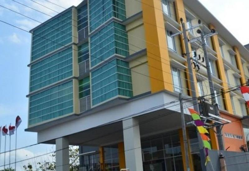 EDU Hostel Jogja - Eksterior