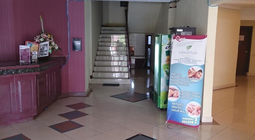 Quint Hotel Manado - informasi