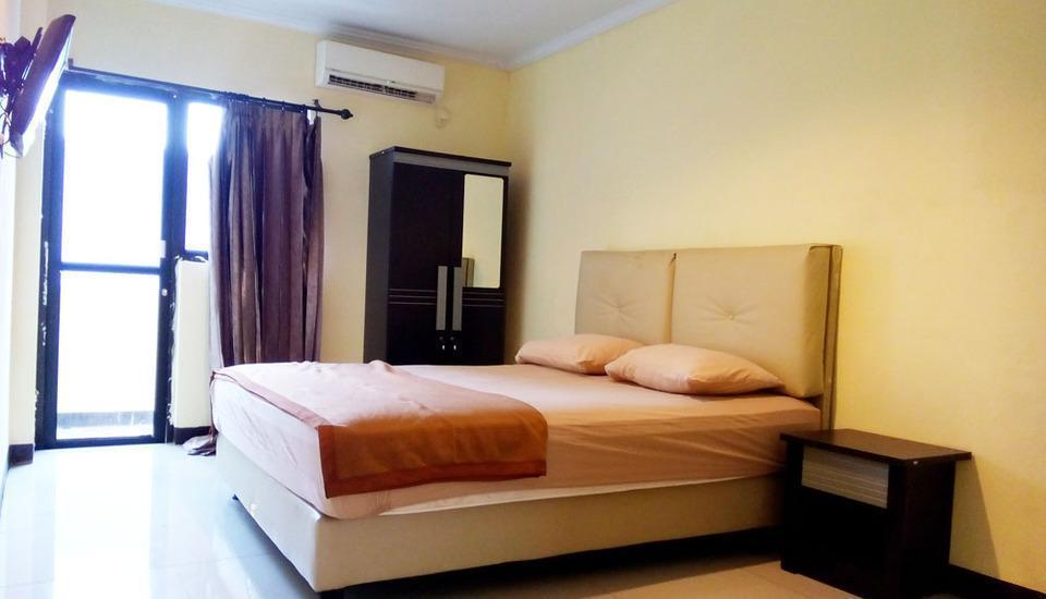 Quint Hotel Manado - room hotel