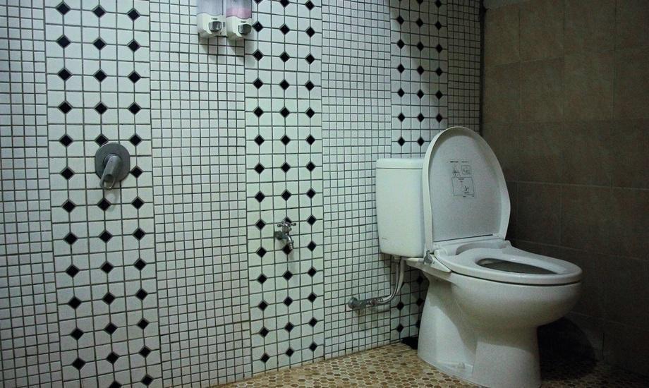 Medan Hostel Medan - Kamar mandi 1