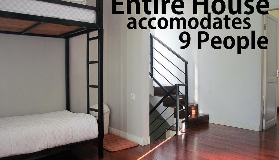 Medan Hostel Medan - Kamar tidur