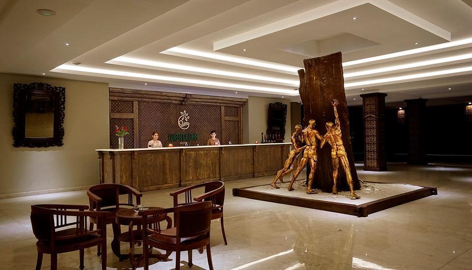 The Westlake Resort Yogyakarta - lobi
