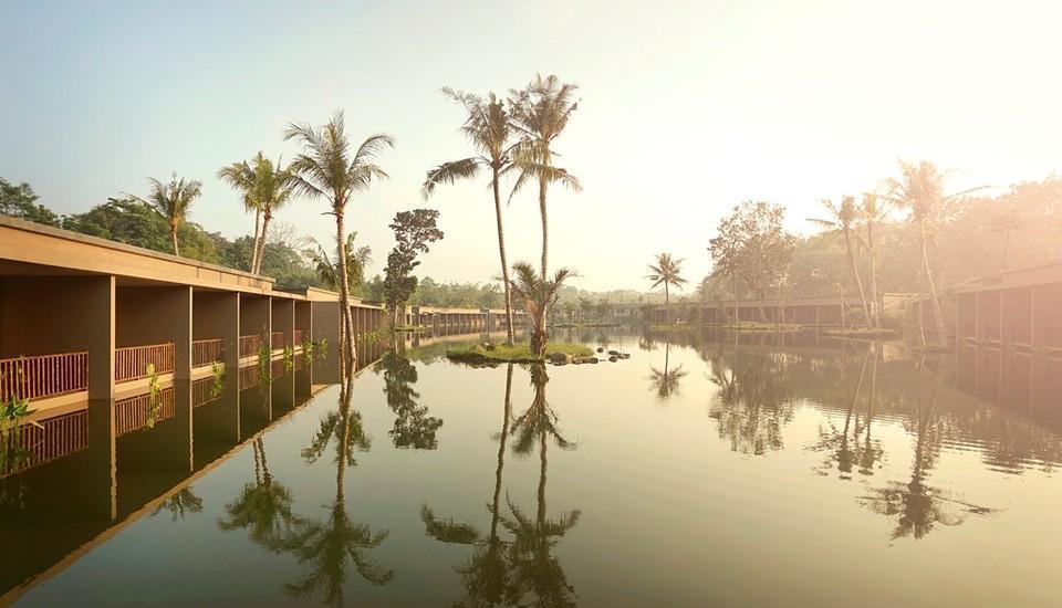 The Westlake Resort Yogyakarta - Danau 2
