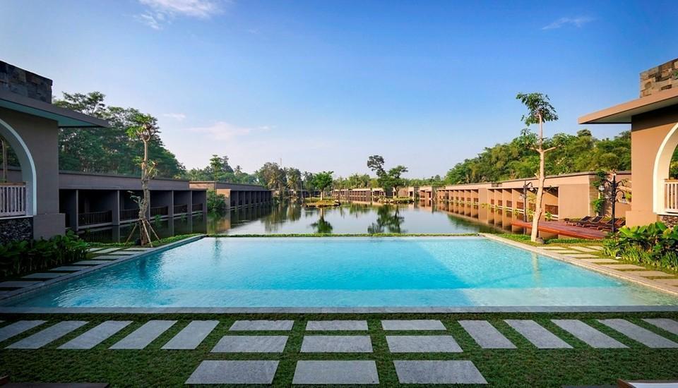 The Westlake Resort Yogyakarta - pemandangan