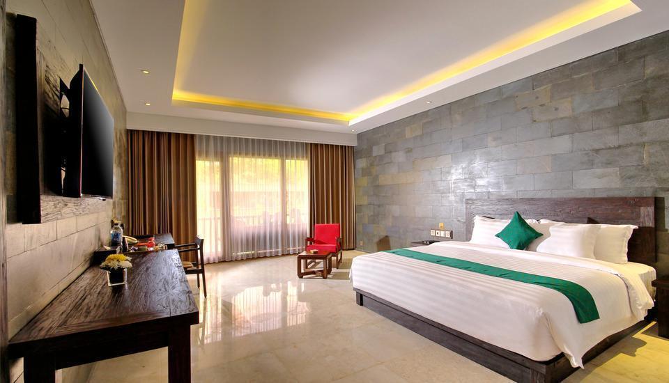 The Westlake Resort Yogyakarta - Premiere Double Lake View Minimum Stay 2 Night