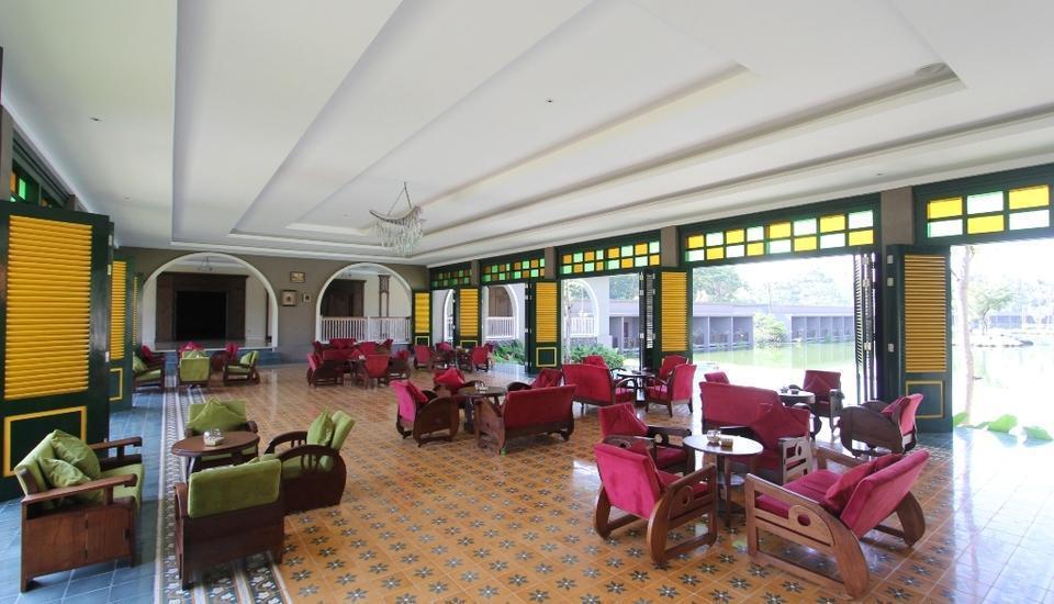 The Westlake Resort Yogyakarta - Kaloka Lounge