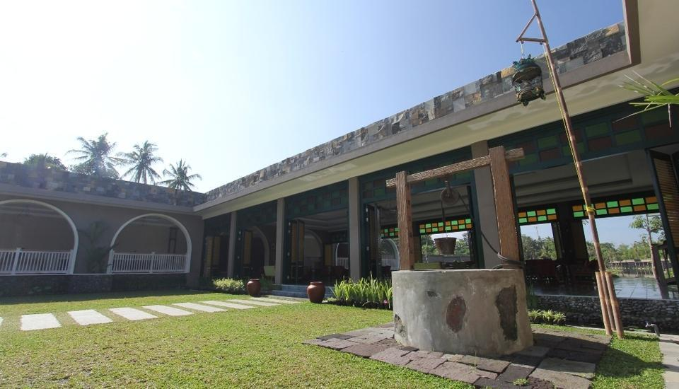 The Westlake Resort Yogyakarta - Fungsi tempat