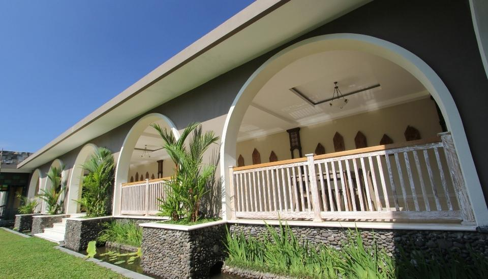The Westlake Resort Yogyakarta - Teras