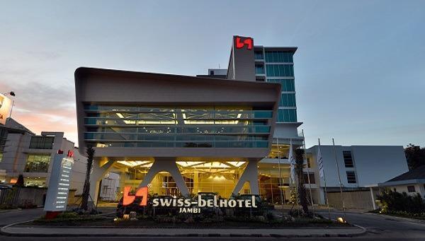 Swiss-Belhotel Jambi - Exterior