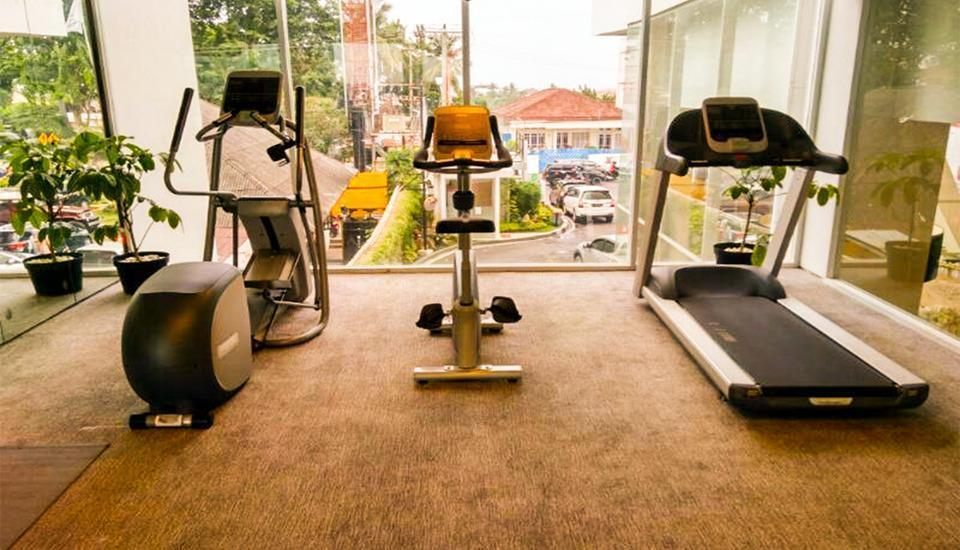 Swiss-Belhotel Jambi - Gym