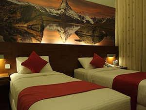 Lovender Guest House Malang - Junior Twin Beds