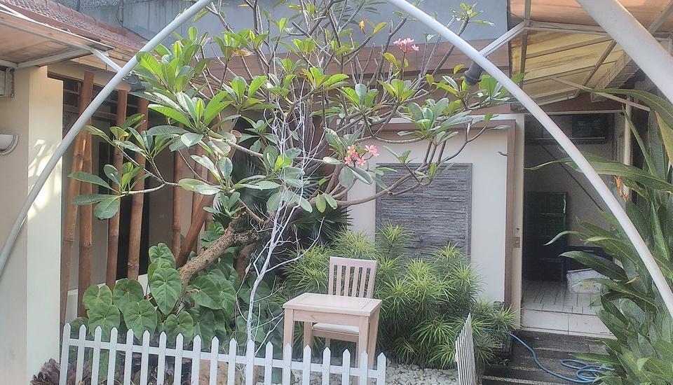 Lovender Guest House Malang - Taman