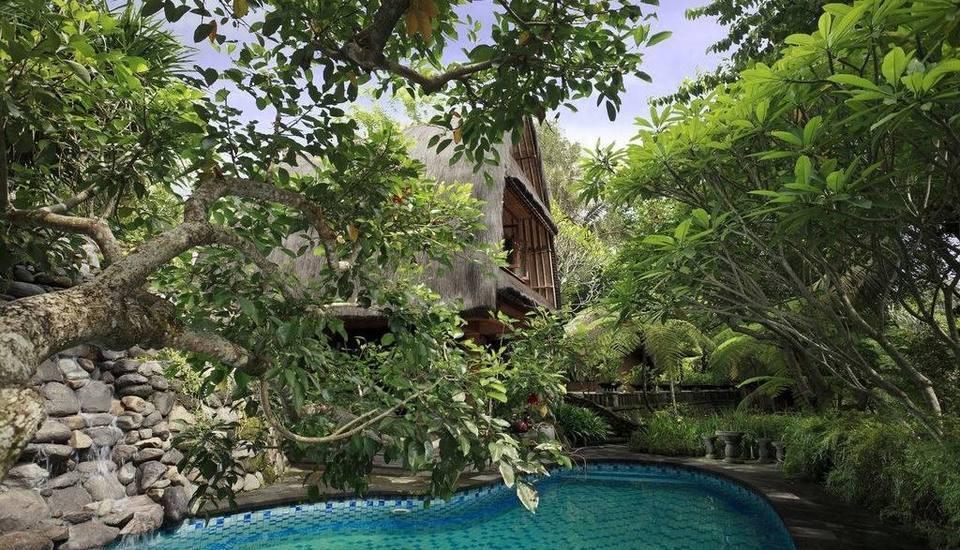 Omah Pakem Yogyakarta - Kolam Renang