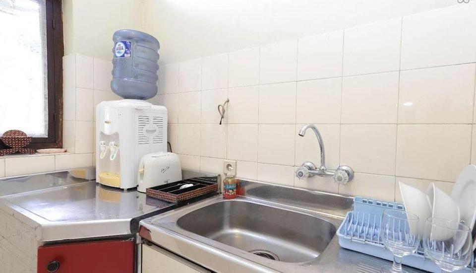 Omah Pakem Yogyakarta - Kamar mandi