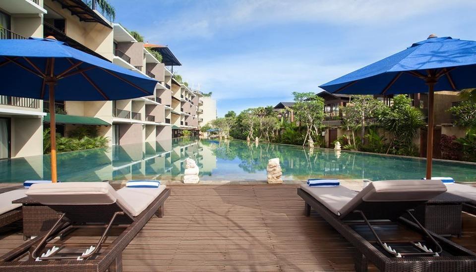 Wyndham Dreamland Resort Bali Bali - Kolam Berenang