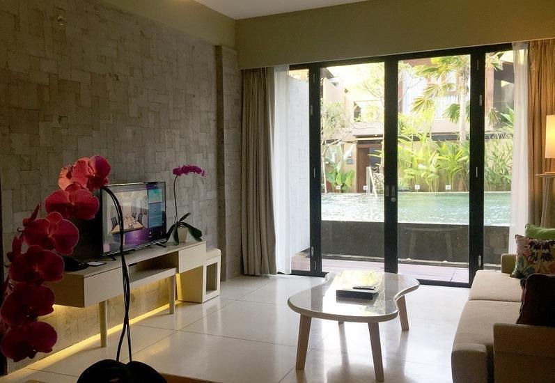 Wyndham Dreamland Resort Bali Bali - Suite with Jacuzzi One Bedroom