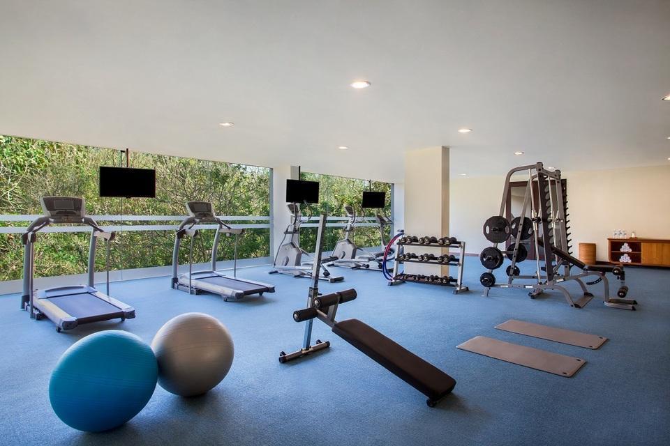 Wyndham Dreamland Resort Bali Bali - Fitness Centre
