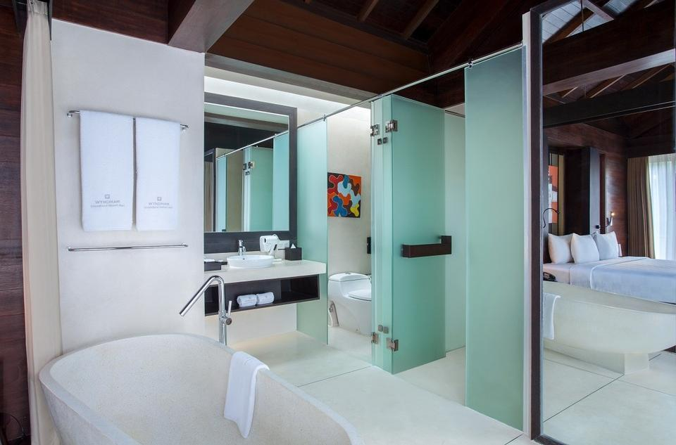 Wyndham Dreamland Resort Bali Bali - Two Bedroom Pool Villa & Whirlpool