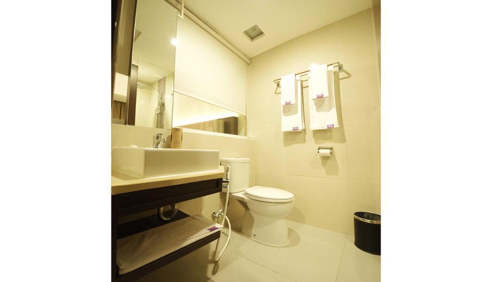 FOX HARRIS City Center Bandung Bandung - Bathroom