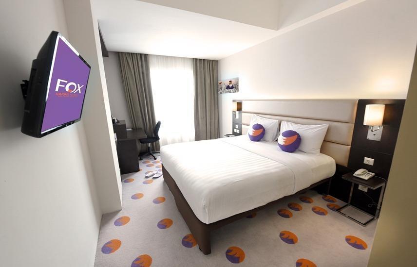 FOX HARRIS City Center Bandung Bandung - Superior Room Only Regular Plan