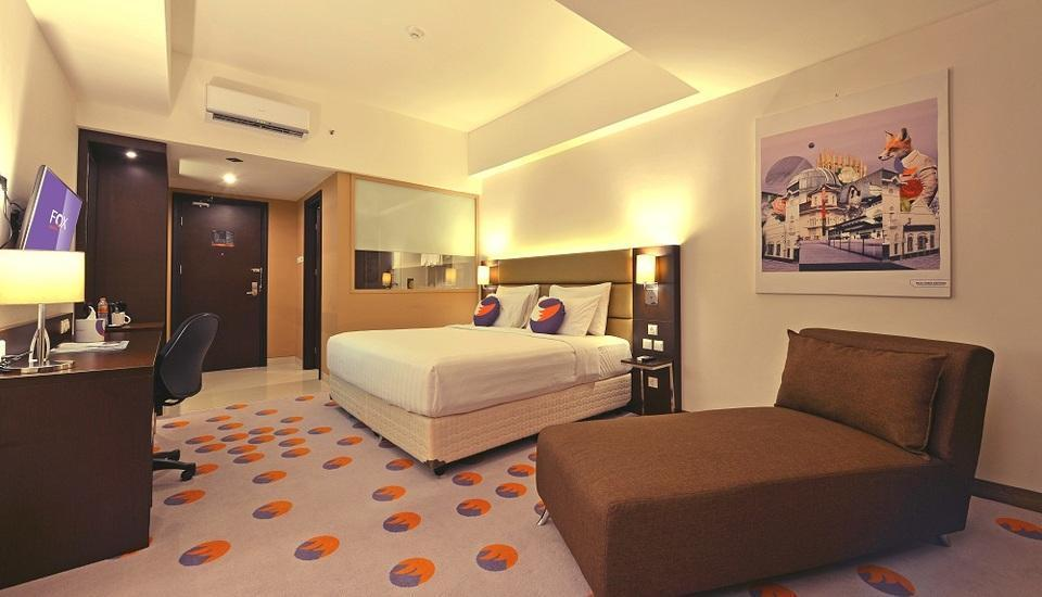 FOX HARRIS City Center Bandung Bandung - room