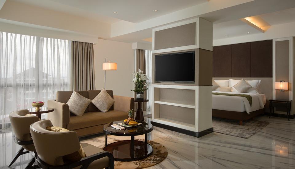 Swiss-Belhotel Yogyakarta - bisnis suit