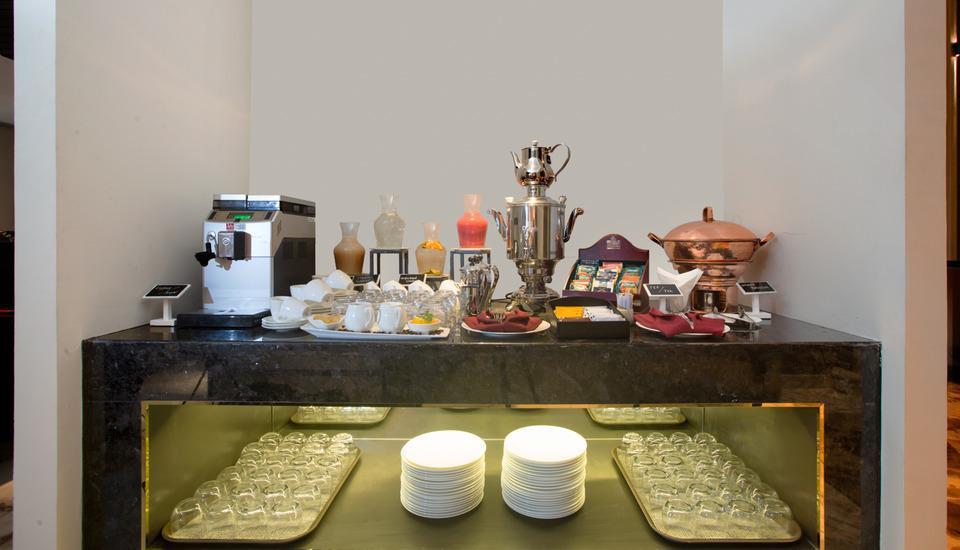 Swiss-Belhotel Yogyakarta - High tea kahyangan