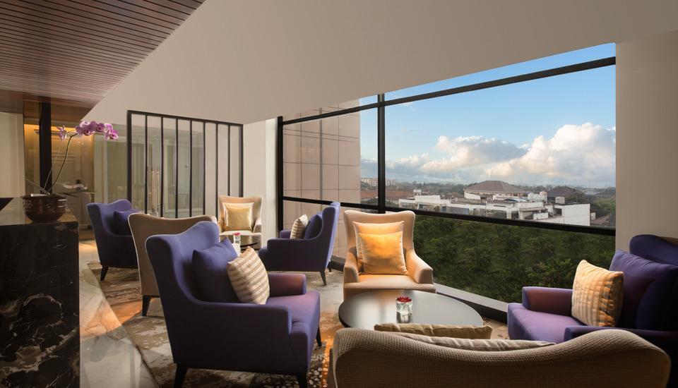 Swiss-Belhotel Yogyakarta - Kahyangan Lounge (2)