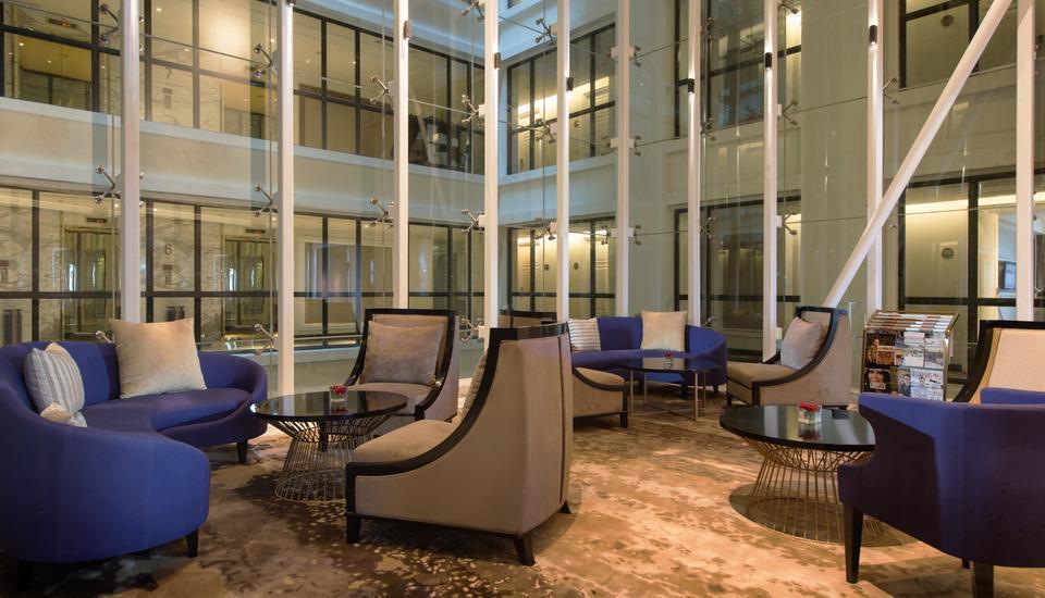 Swiss-Belhotel Yogyakarta - Kahyangan Lounge