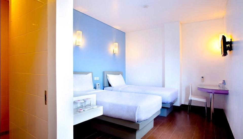Amaris Diponegoro Jogja - Smart Room Twin Hot Deal !.