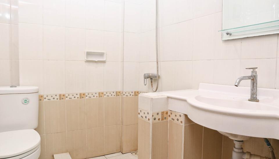 RedDoorz @Pratama Nusa Dua Bali - Kamar mandi