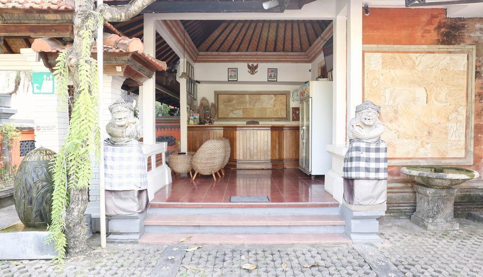 RedDoorz @Pratama Nusa Dua Bali - Eksterior