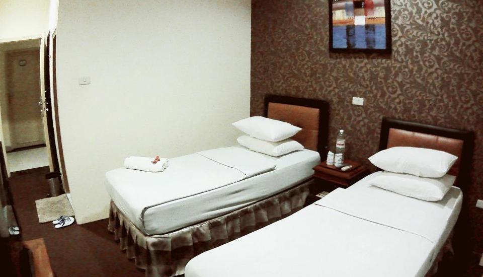 Hotel Andalas Permai Bandar Lampung -