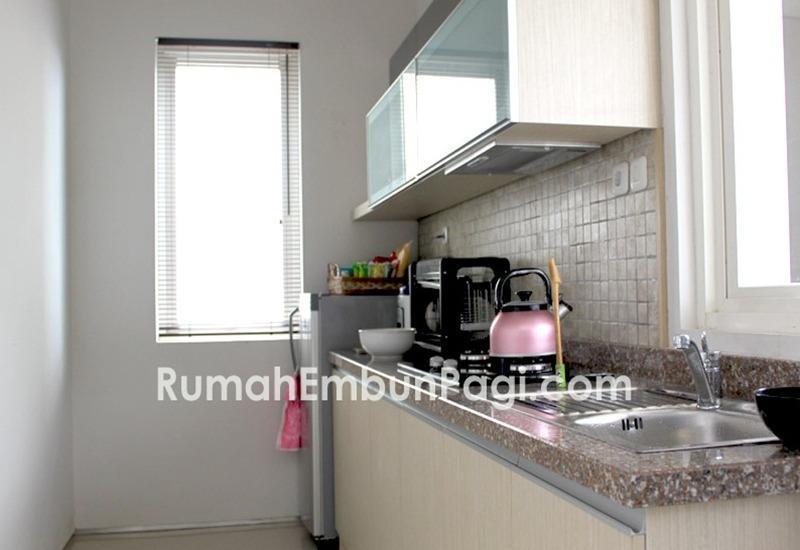 Rumah Embun Pagi Malang - Dapur
