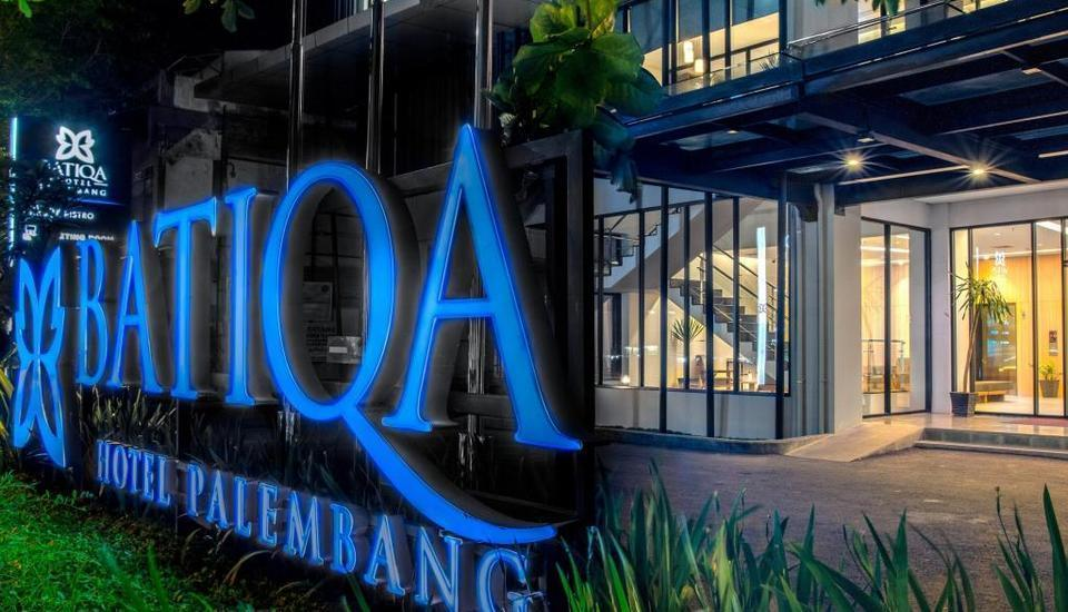 BATIQA Hotel Palembang - bangunan