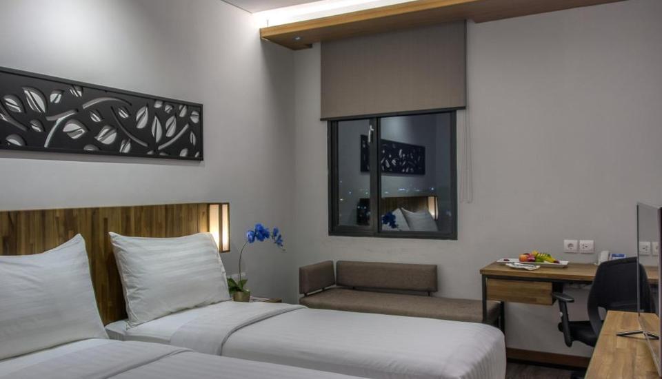 BATIQA Hotel Palembang - Kamar