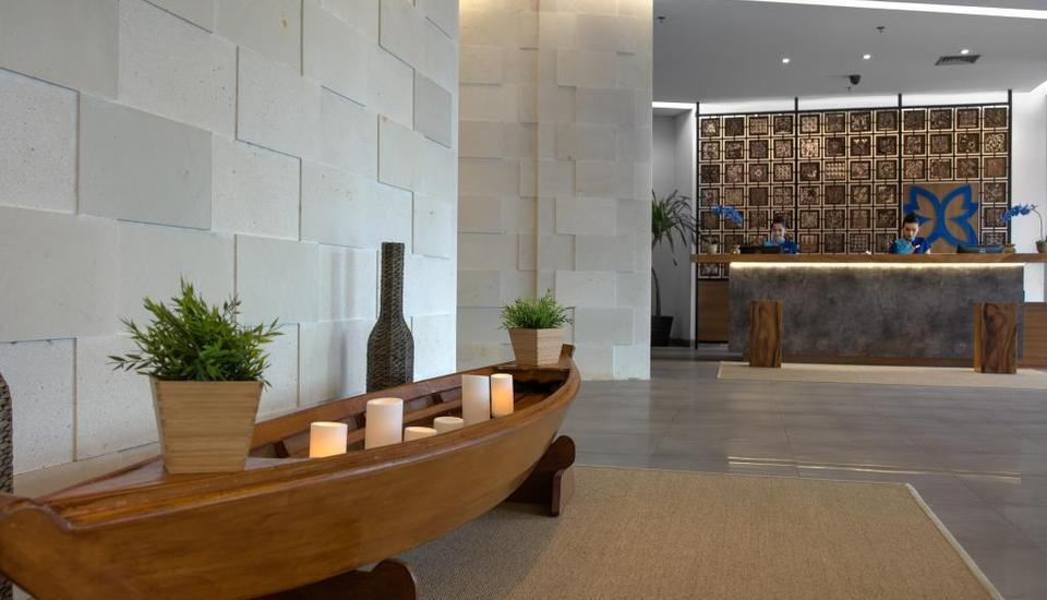BATIQA Hotel Palembang - Lobby