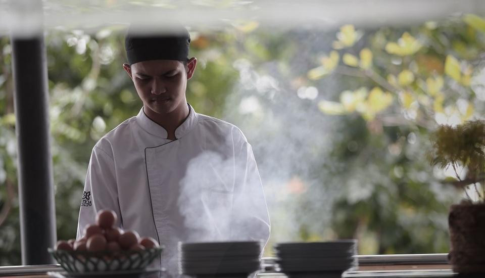 BATIQA Hotel Palembang - SARAPAN