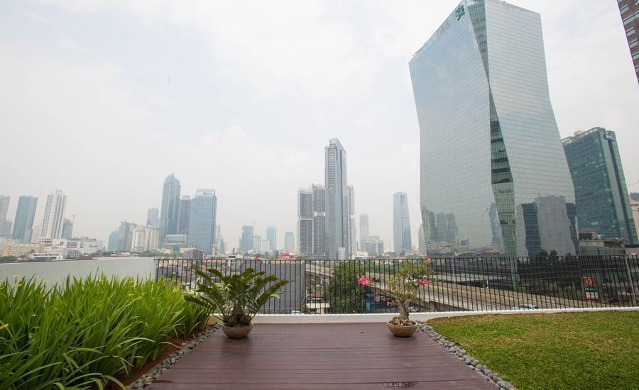 RedDoorz Plus near WTC Sudirman 2 Jakarta - Eksterior