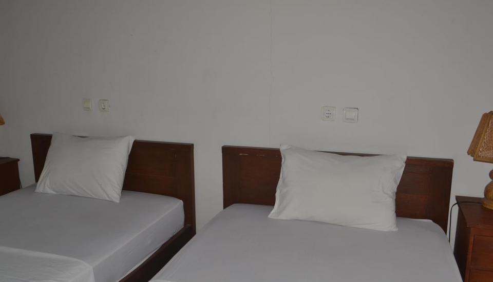 Kia Yazo Homestay Lombok - Standard Twin Regular Plan