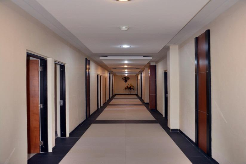 La Riss Guesthouse Makassar - Lorong kamar