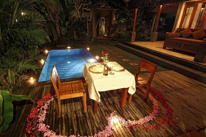 Villa Mandi Ubud - villa kolam satu