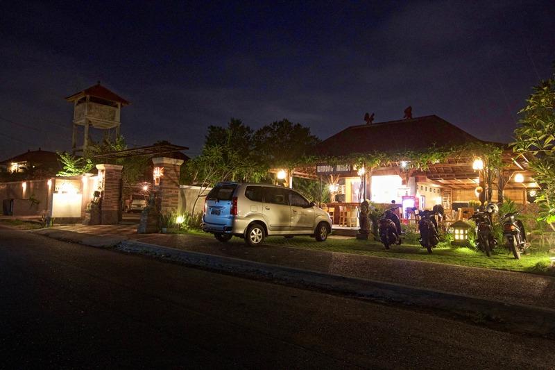 Villa Mandi Ubud - Restoran
