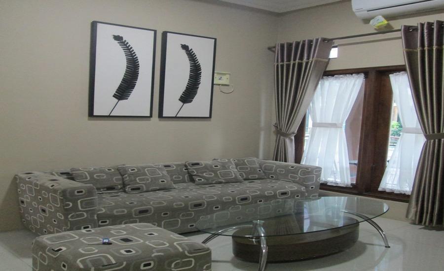 Calla Moss Homestay Yogyakarta - Ruang tamu