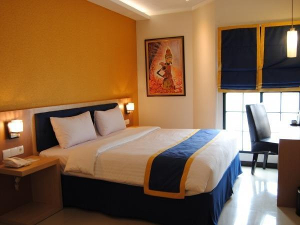 D Best Hotel Bandung - Superior Room Only Regular Plan