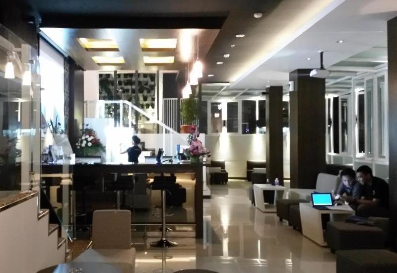 D Best Hotel Bandung - Lounge