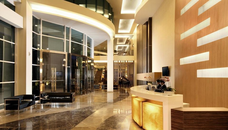 Hotel Santika Tasikmalaya - Lobi